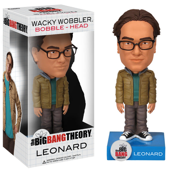 Wacky Wobbler: The Big Bang Theory - Leonard