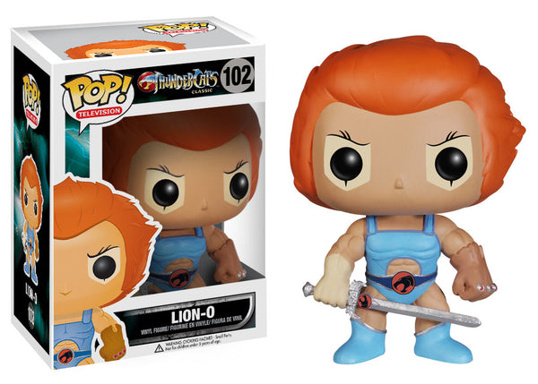 Funko POP! TV: Thundercats - Lion-O
