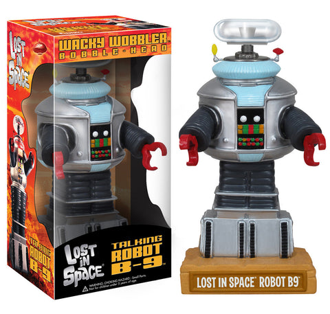 Funko Wacky Wobbler: Lost in Space - B-9