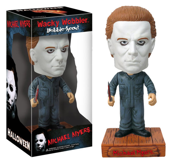 Funko Wacky Wobbler: Horror Movie - Michael Myers