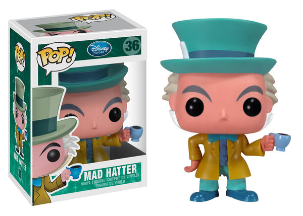 Pop! Disney Series 3: Mad Hatter