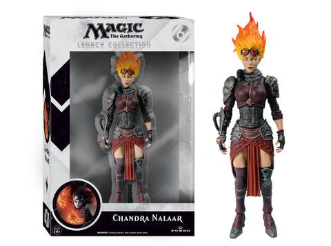 The Legacy Collection: Magic: The Gathering - Chandra Nalaar