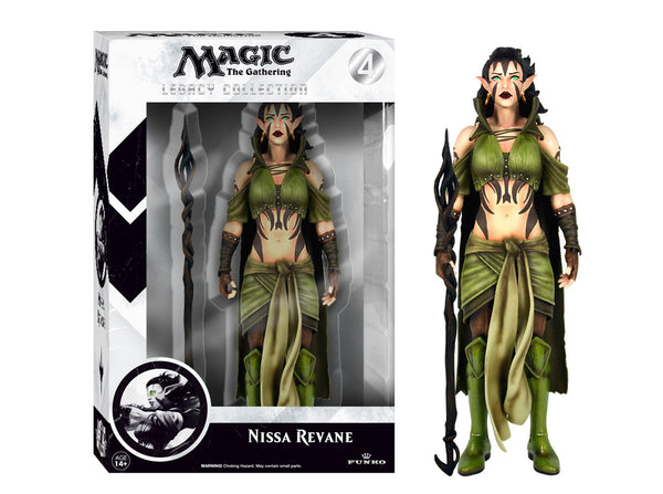 The Legacy Collection: Magic: The Gathering - Nissa Revane