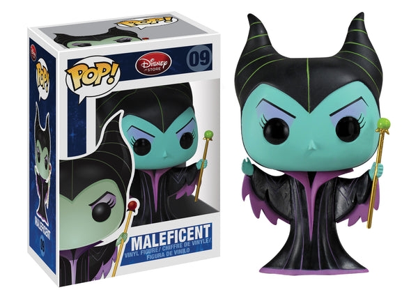 "Pop! Disney: 9"" Maleficent"