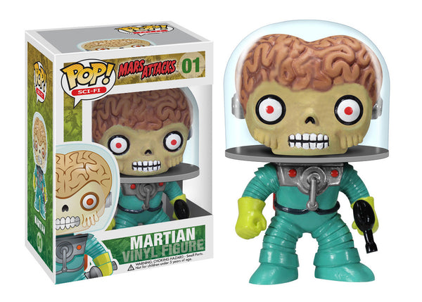 Pop! Sci-Fi: Mars Attacks