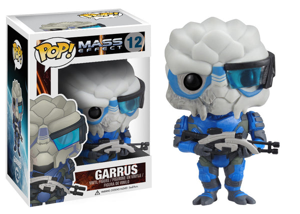 Funko Pop! Games: Mass Effect - Garrus