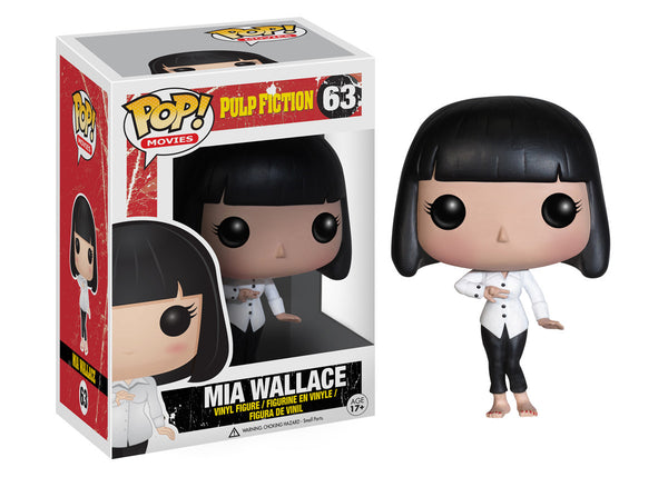 Pop! Movies: Pulp Fiction - Mia Wallace