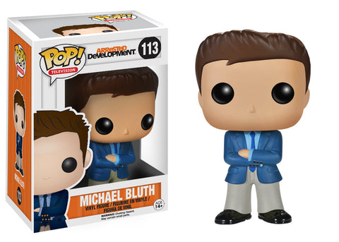 Funko POP TV : Arrested Development - Michael Bluth