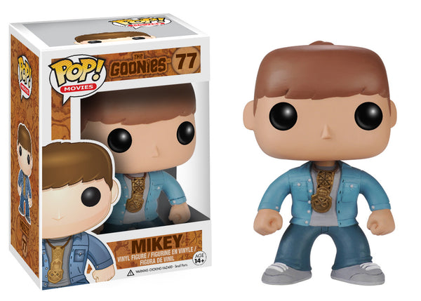 Funko Pop! Movies: The Goonies - Mikey