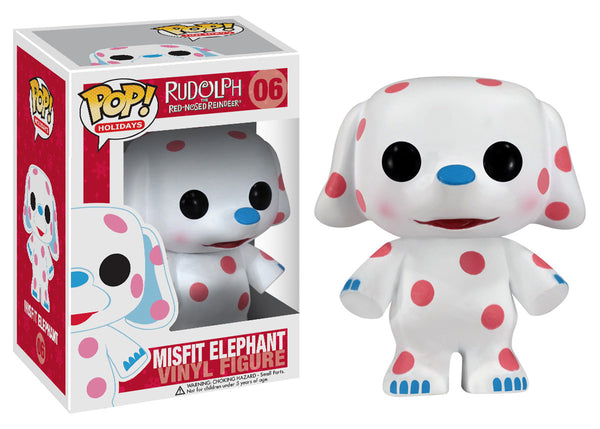 Pop! Movies: Rudolph the Red-Nosed Reindeer - Misfit Elephant