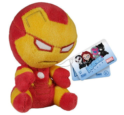 Mopeez: Captain America 3 - Iron Man