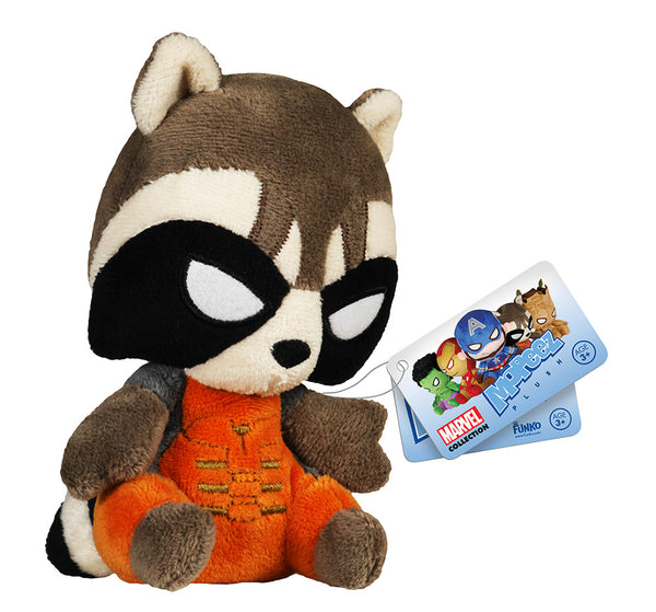 Mopeez: GOTG - Rocket Raccoon