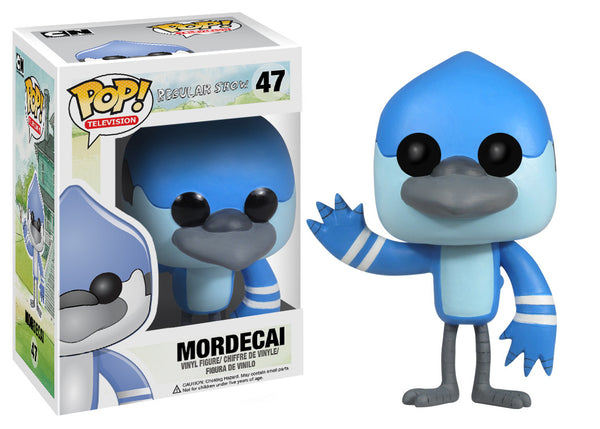 Funko POP! TV: Regular Show - Mordecai