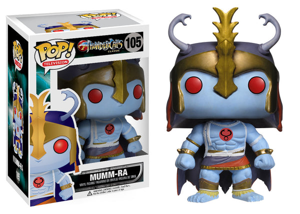 POP! TV: Thundercats - Mumm-Ra