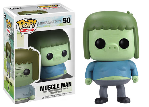 Funko POP! TV: Regular Show - Muscle Man