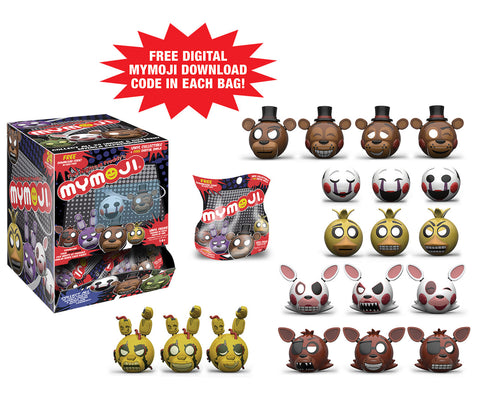 MYMOJI: Five Nights at Freddy's Blind Box
