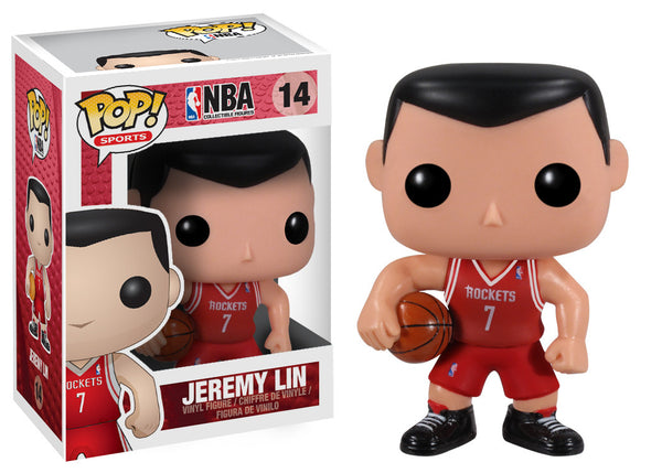 Pop! Sports: NBA - Jeremy Lin (Rockets Uniform)