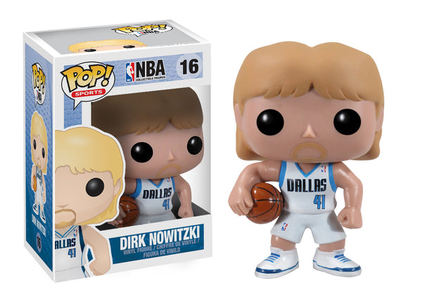 Pop! NBA Series 2: Dirk Nowitzki