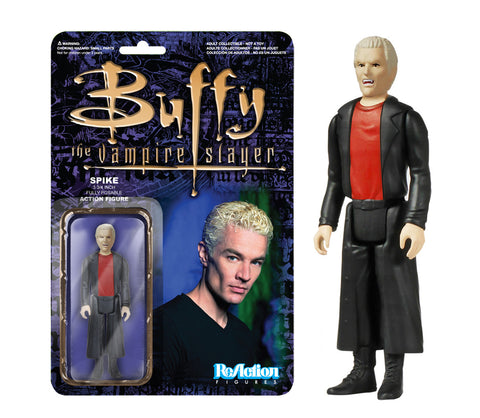 ReAction: Buffy the Vampire Slayer - Spike