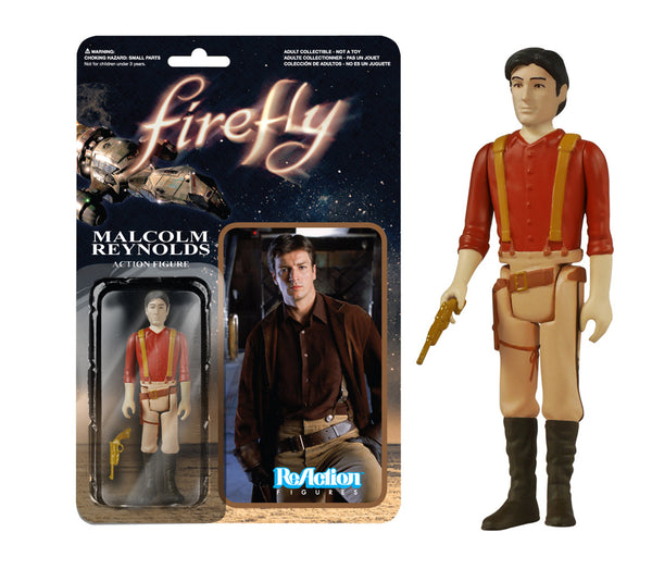 ReAction: Firefly - Malcolm Reynolds