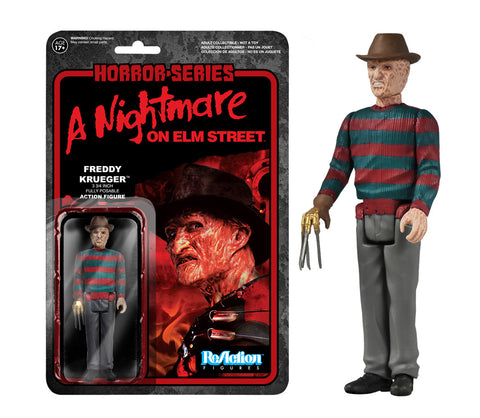 ReAction: Horror - Freddy Krueger