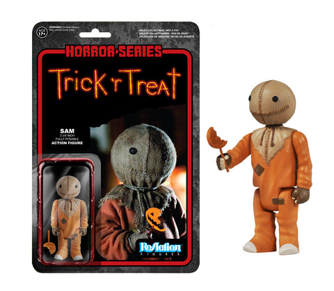 ReAction: Horror - Sam (Trick'R Treat)
