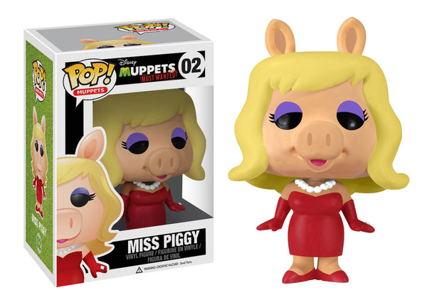 Pop! Muppets 2: Miss Piggy