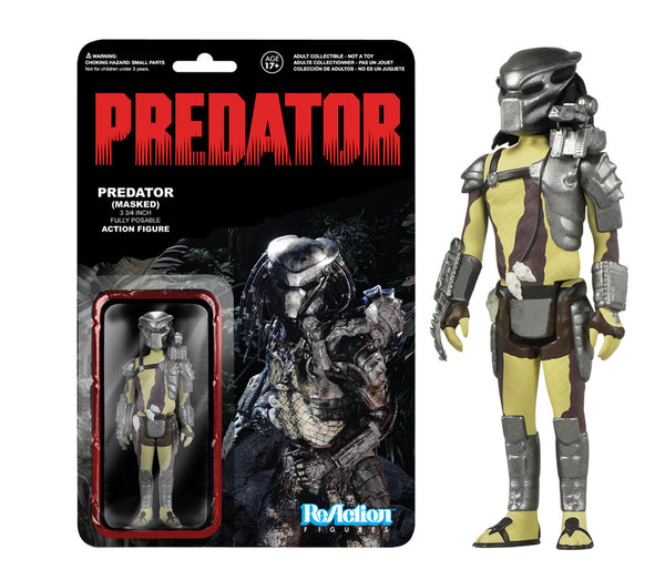 ReAction: Predator - Masked Predator