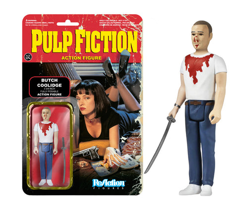 ReAction: Pulp Fiction – Butch