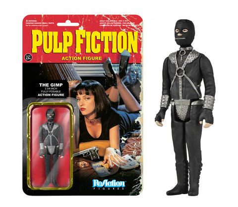 ReAction: Pulp Fiction – The Gimp