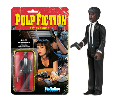 ReAction: Pulp Fiction – Jules Winnifield