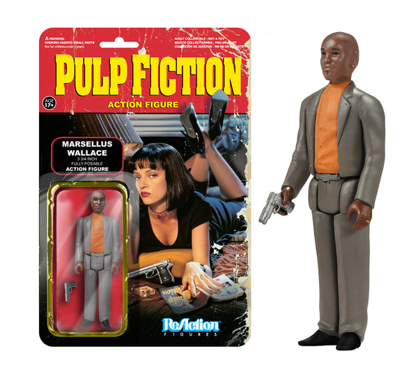 ReAction: Pulp Fiction – Marcellus Wallace