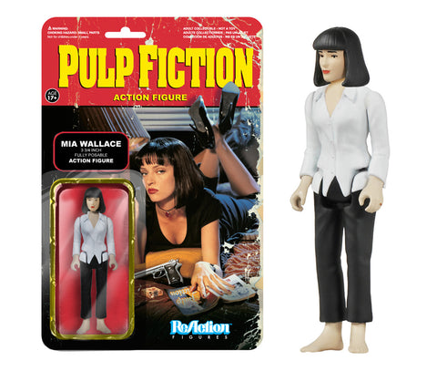 ReAction: Pulp Fiction – Mia Wallace