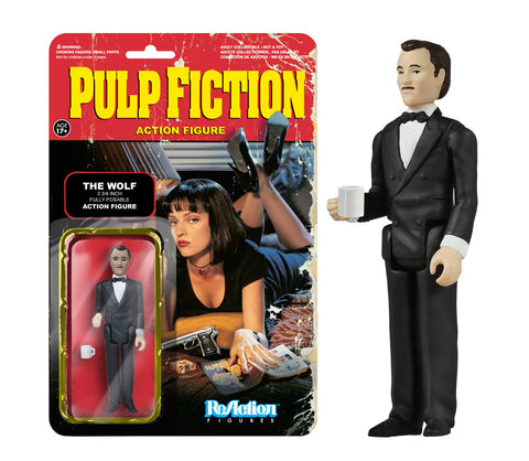 ReAction: Pulp Fiction – The Wolf