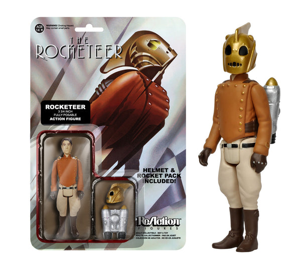 Funko Reaction: Rocketeer