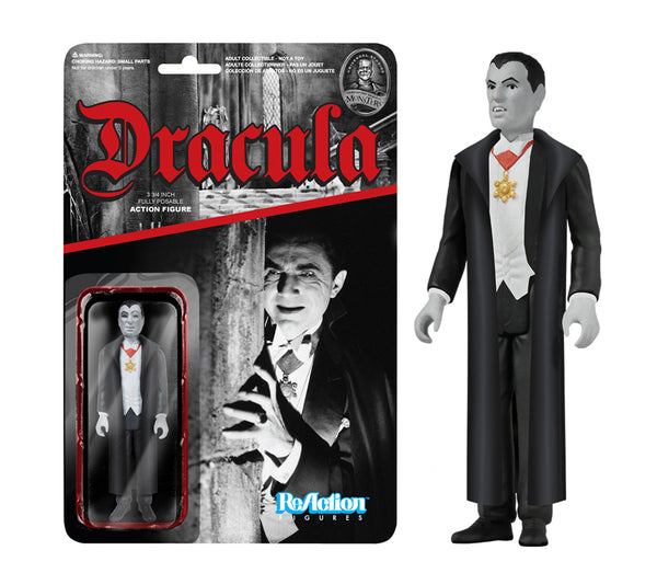 ReAction: Universal Monsters - Dracula