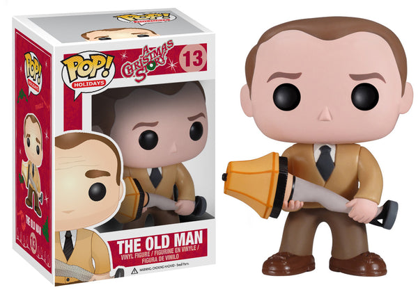 Pop! Movies: A Christmas Story - The Old Man