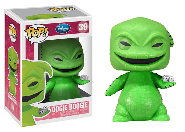 Pop! Disney: The Nightmare Before Christmas - Oogie Boogie