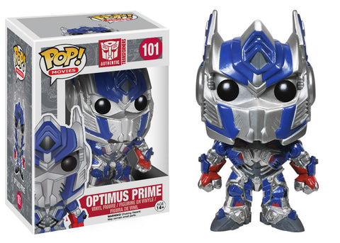 Funko Pop! Movies: Transformers - Optimus Prime