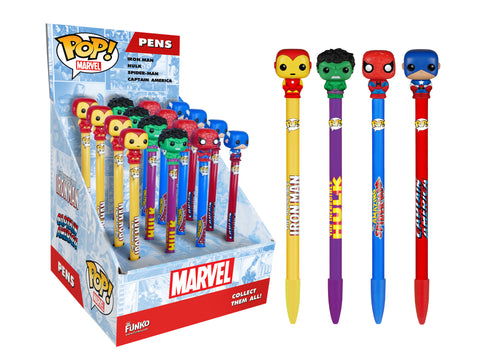 Pop! Marvel: Pen Topper - Marvel Series 1