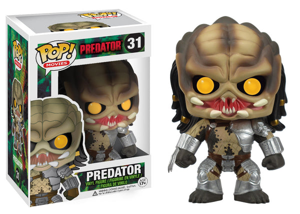 Funko Pop! Movies: Predator - Predator