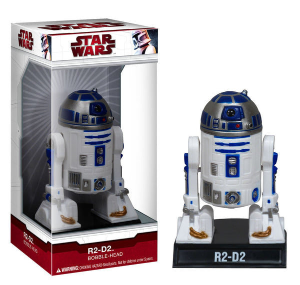 Wacky Wobbler: Star Wars - R2-D2
