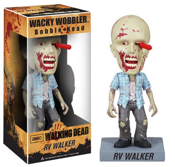 Funko Wacky Wobbler: Walking Dead - RV Walker Zombie