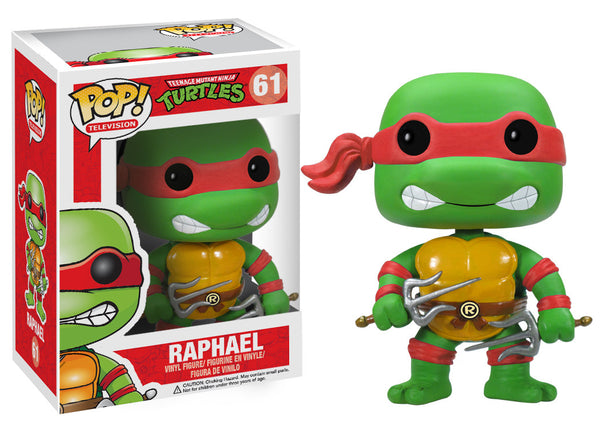 POP! TV: Teenage Mutant Ninja Turtles - Raphael