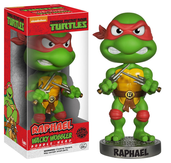 Funko Wacky Wobbler: Teenage Mutant Ninja Turtles - Raphael