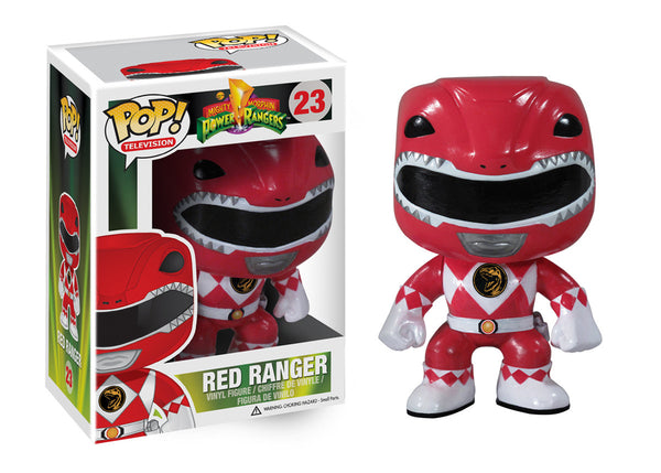 Pop! TV: Power Rangers Red
