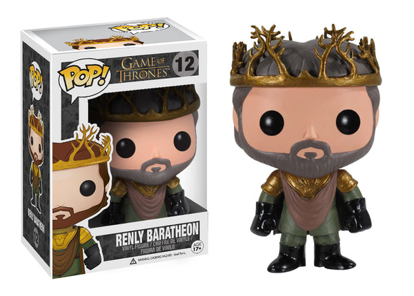 Pop! GOT: Renly Baratheon