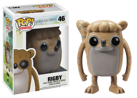 POP! TV: Regular Show - Rigby