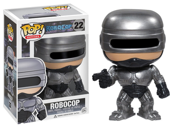 Funko Pop! Movies: Robocop - Robocop