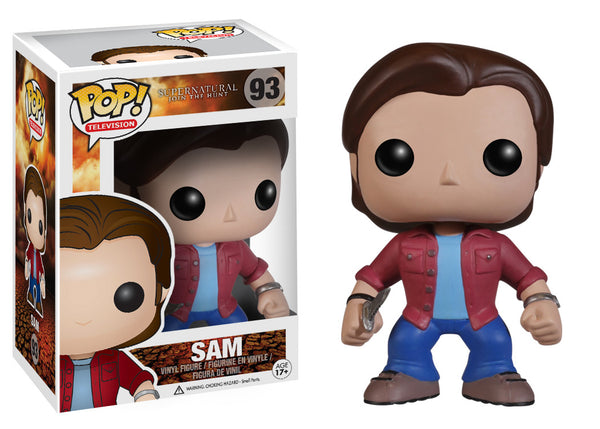 Funko POP! TV: Supernatural - Sam